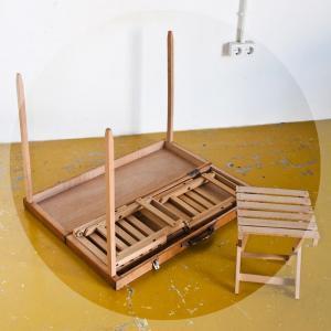 Mesa maleta pic-nic, España...