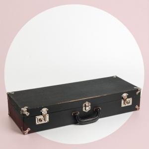 Caja para saxo vintage