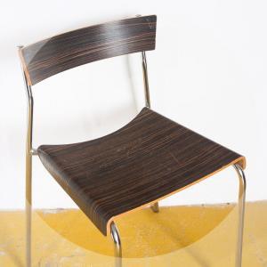 Parella de cadires, fusta...