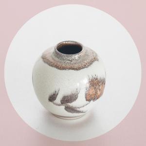 Jarrón de cerámica...