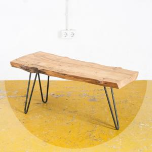 Mesa baja - Madera de fresno