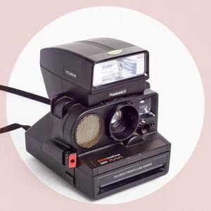 Cámara Polaroid Sonar...