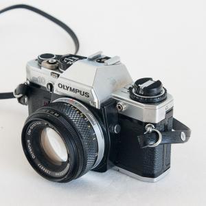 Olympus OM10 + Zuiko 50 mm 1.8