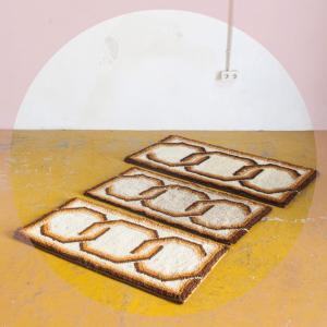 Conjunto de 3 alfombras....