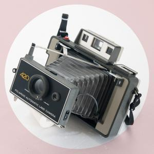 Cámara Polaroid , años 70