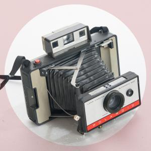 Càmera Polaroid , anys 70....