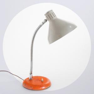 Lámpara de sobremesa,...