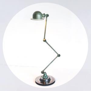 Lámpara Jielde de tres...