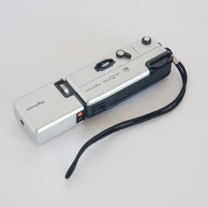 Minolta 16QT - 16 QT + Flash