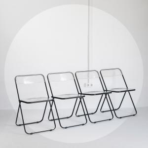 Conjunto cuatro sillas...