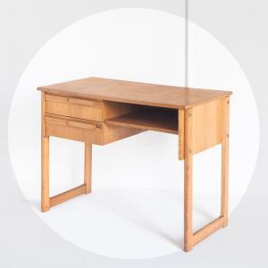 Escritorio en madera de...