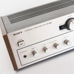 Amplificador Sony-2650 -...