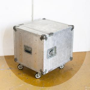 Caja Flightcase con ruedas