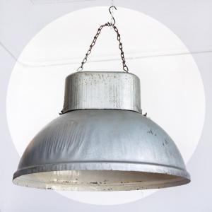 Lámpara industrial de...